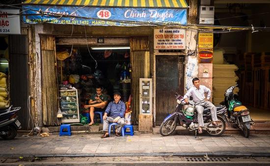 Sắc màu đường phố Việt Nam qua ống kính của nhiếp ảnh gia Ba Lan