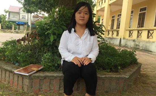 Nghị lực của nữ sinh khuyết tật đạt điểm 10 môn Sinh học