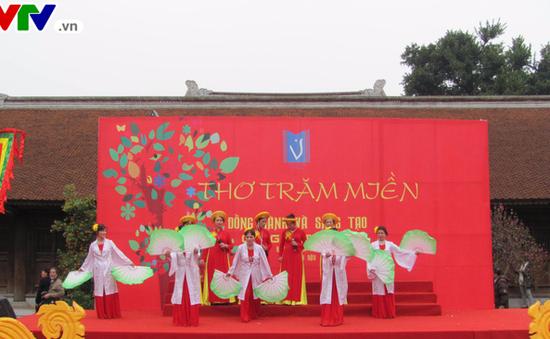 """Ngày thơ Việt Nam lần thứ 15: """"Đồng hành và sáng tạo cùng đất nước"""""""