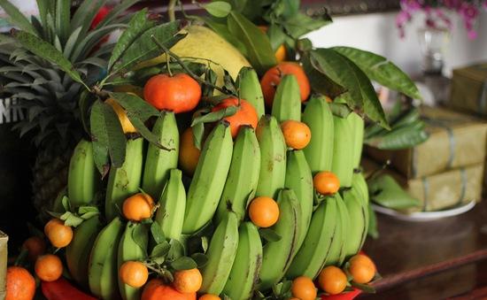 Những loại quả đặc trưng trong mâm ngũ quả ngày Tết của miền Bắc