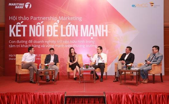 """Kết nối doanh nghiệp với """"Partnership marketing – Kết nối tiếp thị"""""""