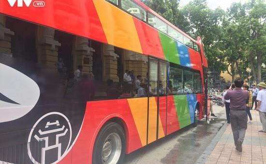 Lộ trình tuyến xe bus 2 tầng tại Hà Nội