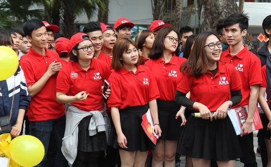 Điểm xét tuyển bổ sung một số trường đại học tốp giữa