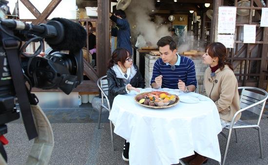 Xem lại series phim tài liệu Sắc màu Nhật Bản mùa 2: Hương vị Nhật Bản