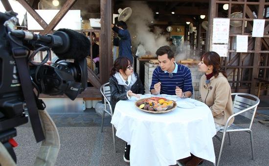 Sắc màu Nhật Bản mùa 2 - Tập 4: Trải nghiệm chế biến món hấp Onsen tỉnh Oita