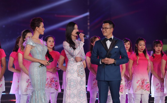 Đức Bảo sẽ là MC chương trình Việt Nam 2017 - Vũ khúc ánh sáng