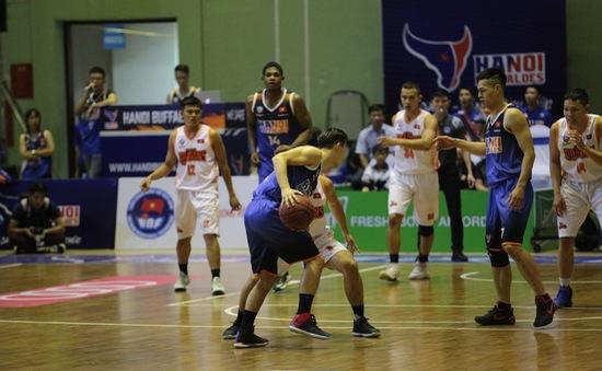 Giành thắng lợi trước Danang Dragons, Hanoi Buffaloes tạo khí thế trước vòng playoff