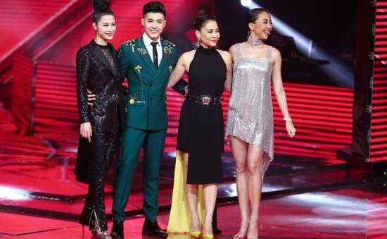 Chung kết Giọng hát Việt 2017: Dàn huấn luyện viên lần đầu hòa giọng