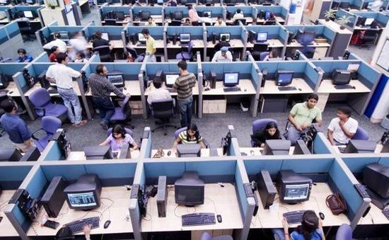 Khủng hoảng ngầm trong ngành công nghệ thông tin Ấn Độ