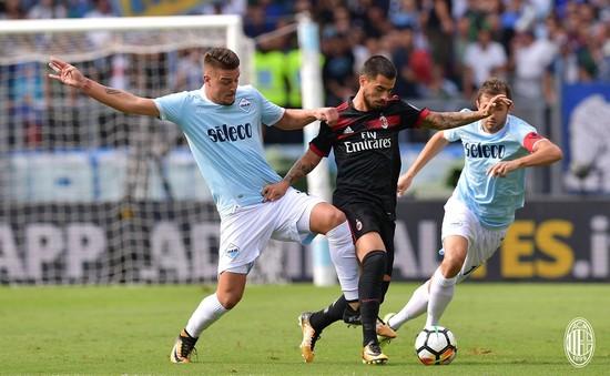 Kết quả bóng đá sáng 11/9: AC Milan thua sốc Lazio, Crystal Palace tái lập kỷ lục buồn