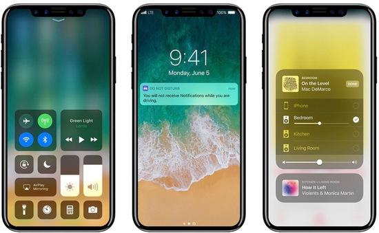 Tương lai iPhone 8 ngày càng mờ mịt