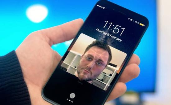 iPhone 8 sẽ nhận dạng khuôn mặt trong... một phần triệu giây