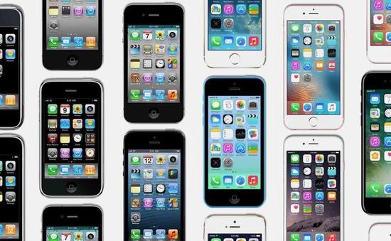 Apple đã bán được 1,2 tỷ chiếc iPhone