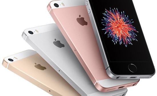 Apple lặng lẽ ra mắt iPhone SE phiên bản 2017