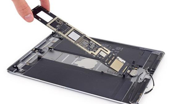 """""""Mổ xẻ"""" iPad Pro 10,5 inch: Hầu hết chi tiết giống hệt phiên bản 9,7 inch"""