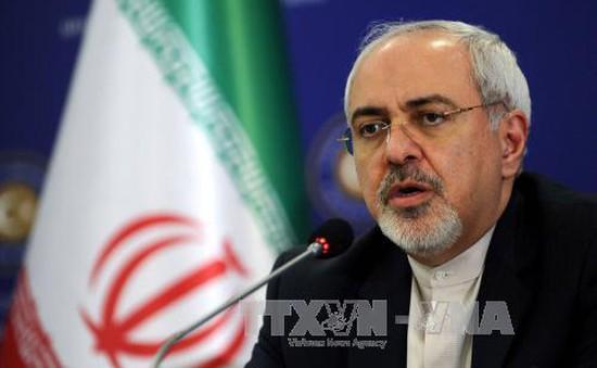Iran hối thúc châu Âu ngăn chặn các biện pháp trừng phạt của Mỹ
