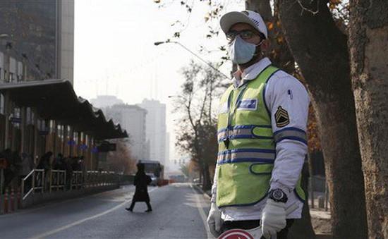 Iran đóng cửa trường học do ô nhiễm