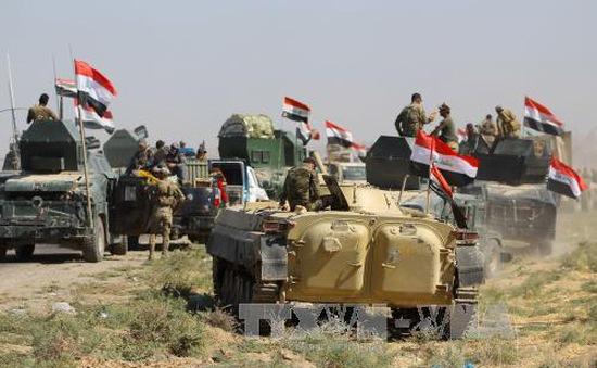 Quân đội Iraq kiểm soát hầu hết khu vực tranh chấp với người Kurd