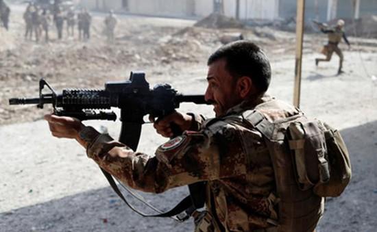 Lực lượng Chính phủ Iraq giải phóng thêm khu vực quan trọng ở Mosul