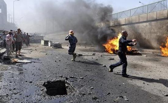 Tấn công liên hoàn tại miền Nam Iraq