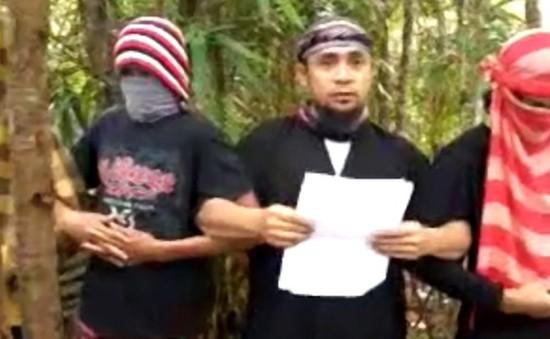 Thủ lĩnh Abu Sayyaf ẩn náu tại Marawi, Philippines