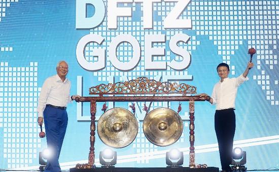 Malaysia và Alibaba thành lập trung tâm thương mại điện tử thế giới