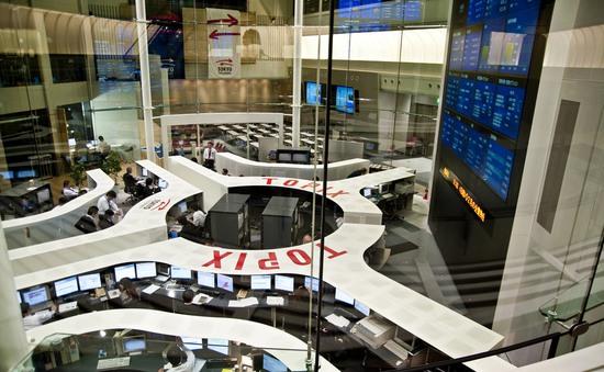 Chỉ số Nikkei đạt mức cao kỷ lục trong hơn 2 năm