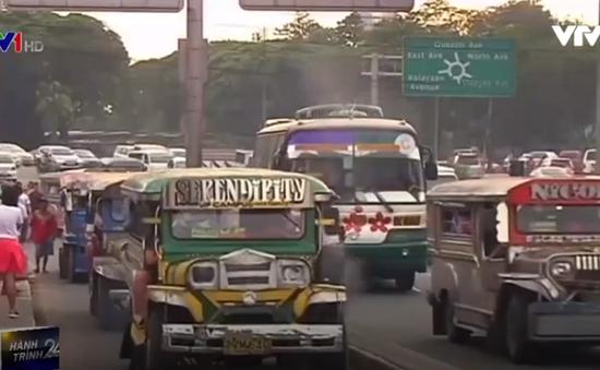 Jeepney – Biểu tượng văn hóa giao thông của Philippines sẽ bị dừng hoạt động