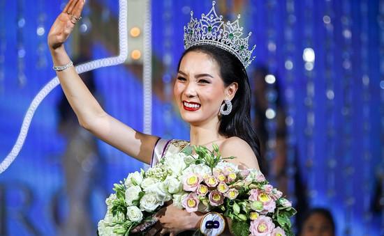 Thí sinh Thái Lan đăng quang Hoa hậu chuyển giới quốc tế 2016