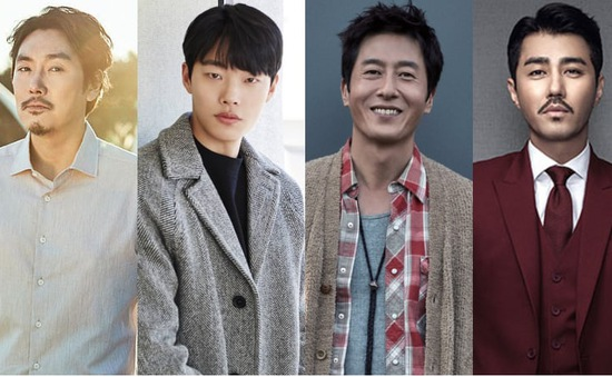 Loạt tài tử gạo cội xứ Hàn góp mặt trong phim điện ảnh mới
