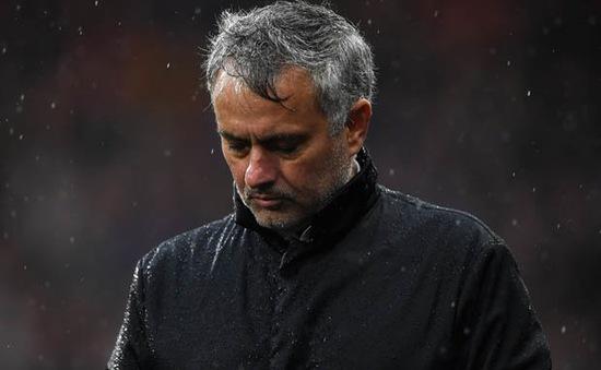 """Mourinho """"cạn lời"""" vì trận thua không tưởng của Man Utd"""