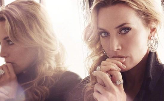 Kate Winslet đầy sức mạnh và quyến rũ
