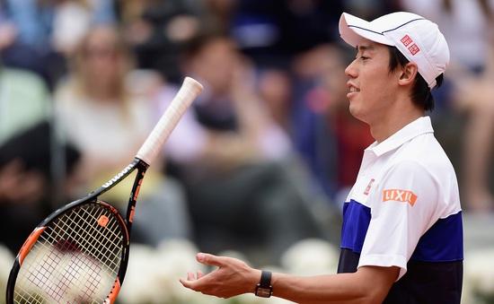 Kei Nishikori rút lui khỏi giải quần vợt Australia mở rộng 2020