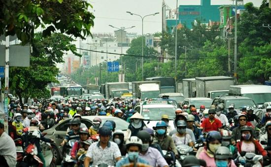 Đề xuất tăng chuyến bay đêm nhằm giảm kẹt xe sân bay Tân Sơn Nhất
