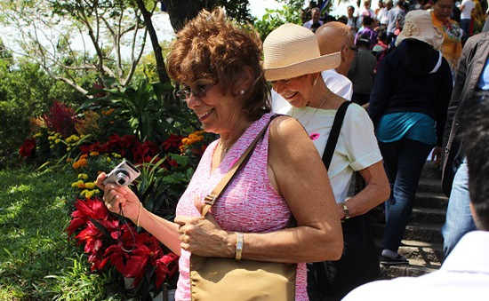 Lâm Đồng đón 105.000 lượt khách trong dịp nghỉ lễ