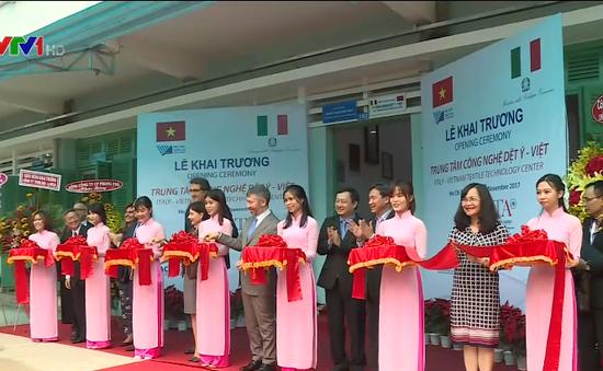 Hợp tác công nghệ dệt may Việt Nam - Italy