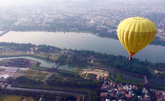 Lễ hội khinh khí cầu quốc tế tại Huế diễn ra từ ngày 28/4 - 1/5
