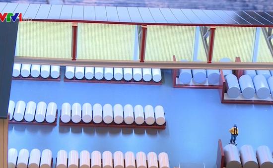 Khai trương Kho nguyên liệu hạt nhân quốc tế đầu tiên trên thế giới