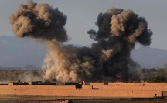 Mỹ không kích nhầm dân thường Afghanistan