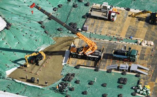 Nhật Bản bắt đầu khử chất thải phóng xạ rò rỉ ở Fukushima