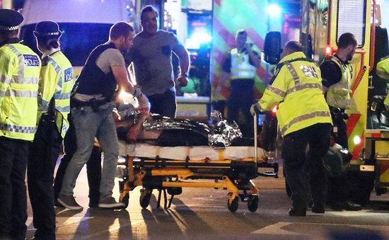Loạt vụ khủng bố ở Anh gây ảnh hưởng đến bầu cử Quốc hội