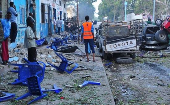 Kết thúc vụ tấn công khủng bố ở Somalia
