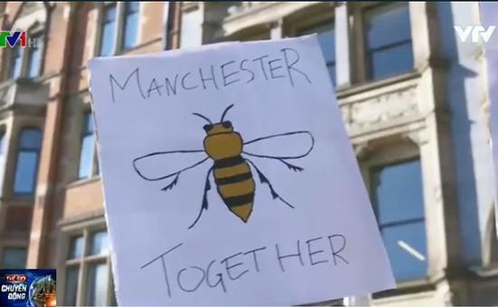 Nước Anh sau vụ tấn công kinh hoàng: Đoàn kết và không run sợ