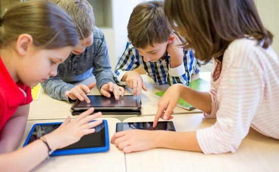 42% trẻ nhỏ dưới 8 tuổi tại Mỹ sở hữu 1 máy tính bảng