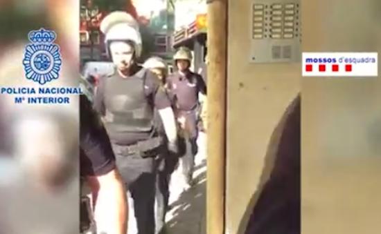 Tây Ban Nha: Cảnh sát giải cứu nạn nhân bị bắt cóc