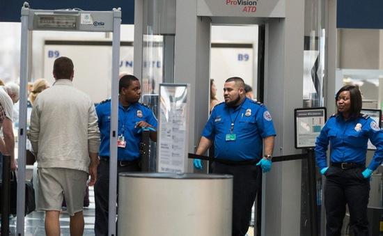 Mỹ thử nghiệm kiểm tra an ninh sân bay mới