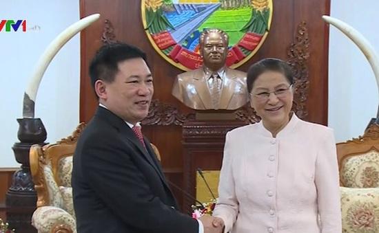 Nâng cao hợp tác Kiểm toán Nhà nước Lào và Việt Nam