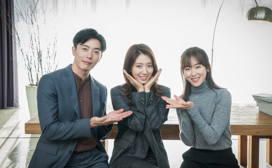 Đóng vai khách mời, Park Shin Hye lại là chính mình