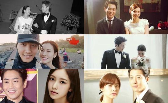 Những cặp vợ chồng mới của làng giải trí Hàn được săn đón cho Newlywed Diary