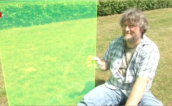 Hà Lan chế tạo kính cửa sổ thông minh thay thế rèm